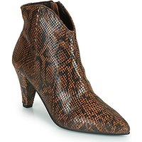 Ravel  LEVISA  women's Low Ankle Boots in Black