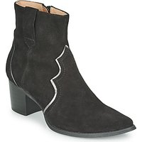 Karston  APLAX  women's Low Ankle Boots in Black