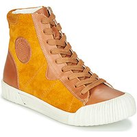 Karston  OMSTAR  women's Shoes (High-top Trainers) in Brown