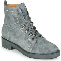 Karston  ONGULE  women's Mid Boots in Grey