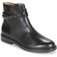 Karston  OVMI  women's Mid Boots in Black