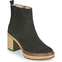 Karston  GRANI  women's Low Ankle Boots in Black