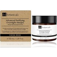 Dr Botanicals  Advanced Purifying Overnight Mask  women's  in multicolour