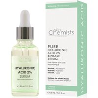 Skinchemists  Pure Hyaluronic Acid 2% Biphase Serum  men's  in multicolour