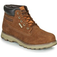 Caterpillar-FOUNDER-WP-TX-mens-Mid-Boots-in-Brown