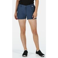 Regatta  Highton Walking Shorts Blue  womens Shorts in Blue