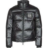 Armani Exchange  8NZBP2  men's Jacket in Black