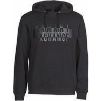 Armani Exchange  6HZMFK  men's Sweatshirt in Black