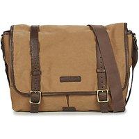 Arthur   Aston  2025-03-F  mens Messenger bag in Beige