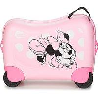 Sammies  DREAM RIDER MINNIE  girlss Childrens Hard Suitcase in Pink