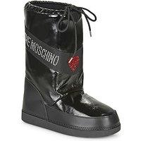 Love Moschino  JA24022G1B  women's Snow boots in Black