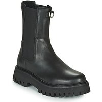 Bronx-GROOV-Y-womens-Mid-Boots-in-Black