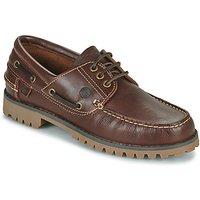 Casual Attitude  EVEROA  men's Boat Shoes in Brown