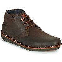 Fluchos  ALFA  men's Mid Boots in Brown