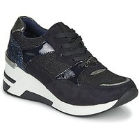 Tom Tailor  92610-BLEU  women's Shoes (Trainers) in Blue