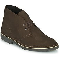 Clarks  DESERT BOOT 2  mens Mid Boots in Brown