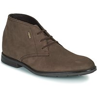 Clarks  RONNIE LOGTX  men's Mid Boots in Brown