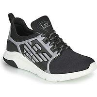 Emporio Armani EA7  XCC55  men's Shoes (Trainers) in Black
