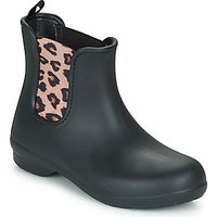 Crocs-CROCS-FREESAIL-CHELSEA-BOOT-W-womens-Mid-Boots-in-Black