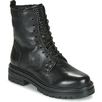 Mjus  DOBLE LACE  womens Mid Boots in Black