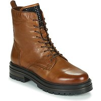 Mjus  DOBLE LACE  womens Mid Boots in Brown
