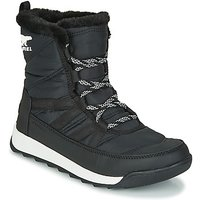 Sorel  WHITNEY II SHORT LACE  womens Mid Boots in Black