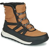 Sorel  WHITNEY II SHORT LACE  womens Mid Boots in Brown