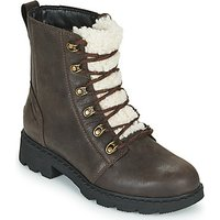 Sorel  LENNOX LACE COZY  womens Mid Boots in Brown