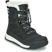 Sorel  YOUTH WHITNEY™ II SHORT LACE  girlss Childrens Mid Boots in Black
