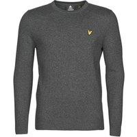 Lyle   Scott  KN400VC  men's Sweater in Grey
