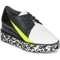 United nude  SPARK DERBY  women's Casual Shoes in Black