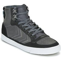 Hummel  STADIL WINTER  mens Shoes (High-top Trainers) in Black
