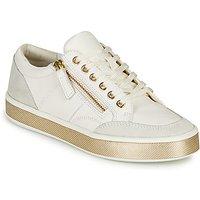 Geox  LEELU  women's Shoes (Trainers) in White