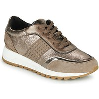 Geox  TABELYA  women's Shoes (Trainers) in Gold