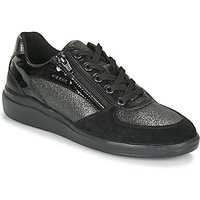 Geox  TAHINA  women's Shoes (Trainers) in Black