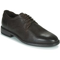Geox  TERENCE  men's Casual Shoes in Brown