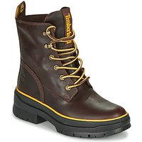 Timberland  MALYNN MID LACE EK+ WP  womens Mid Boots in Brown
