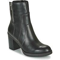 Pikolinos  POMPEYA W9T  women's Low Ankle Boots in Black