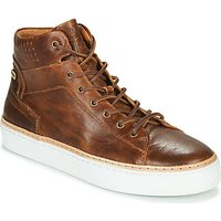 Pataugas  SERGIO H4F  mens Shoes (High-top Trainers) in Brown
