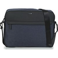 Hexagona  MERCURE  mens Messenger bag in Blue