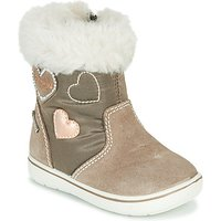 Primigi  SNORKY GTX  girls's Children's Mid Boots in Brown