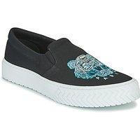 Kenzo  K SKATE  women's Slip-ons (Shoes) in Black