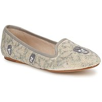 House of Harlow 1960  ZENITH  womens Loafers / Casual Shoes in Beige