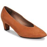 Wonders  I8401-ANTE-CAMEL  women's Court Shoes in Brown