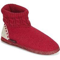 Giesswein  FREIBURG  women's Slippers in Red