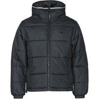adidas  PAD HOODED PUFF  men's Jacket in Black