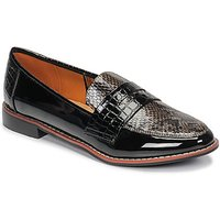 Moony Mood  NOULIE  women's Loafers / Casual Shoes in Black