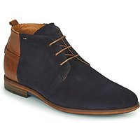 Kost  IRWIN 5A  men's Mid Boots in Blue