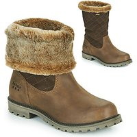 Barbour  HARESHAW  women's Low Ankle Boots in Brown