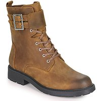 Clarks  Orinoco2 Lace  womens Mid Boots in Brown